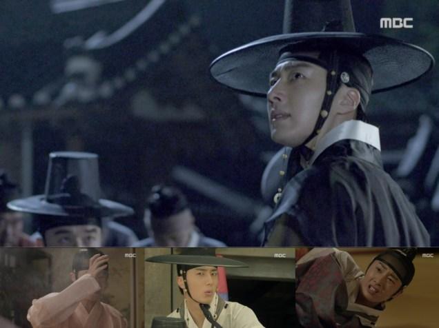 2014 8 11 Jung II-woo in The Night Watchman's Journal Ep 3. MBC3