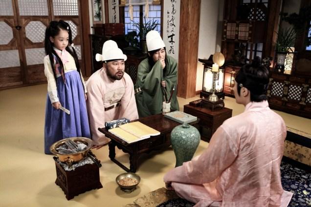 2014 8 11 Jung II-woo in The Night Watchman's Journal Ep 3. MBC6