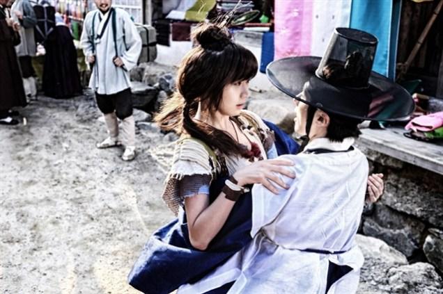 2014 8 11 Jung II-woo in The Night Watchman's Journal Ep 4 MBC 2