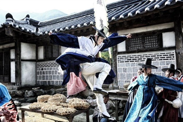 2014 8 11 Jung II-woo in The Night Watchman's Journal Ep 4 MBC 4.jpg