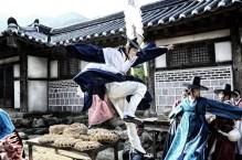 2014 8 11 Jung II-woo in The Night Watchman's Journal Ep 4 MBC 4