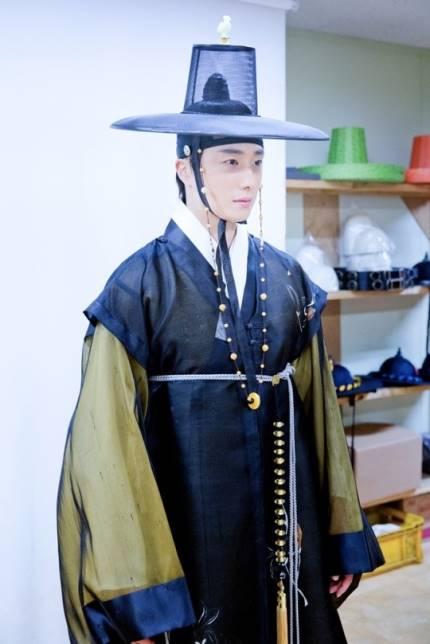 "2014 8 5 Jung II-woo ""here comes Prince Lee Rin"" Cr. Starcast 25.jpg"