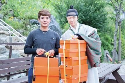 "2014 8 5 Jung II-woo ""here comes Prince Lee Rin"" Cr. Starcast 31.jpg"