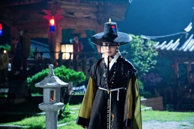 2014 8 Jung II-woo in The Night Watchman's Journal Episode 3 Xtra 2