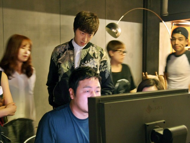 2014 8 Jung Il-woo for Harper's Bazaar Magazine 9