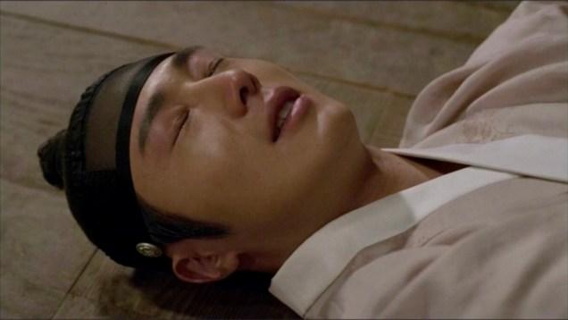 2014 9 Jung II-woo in Night Watchman's Journal Episode 10 27