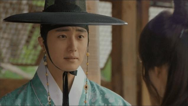 2014 9 Jung II-woo in Night Watchman's Journal Episode 10 36