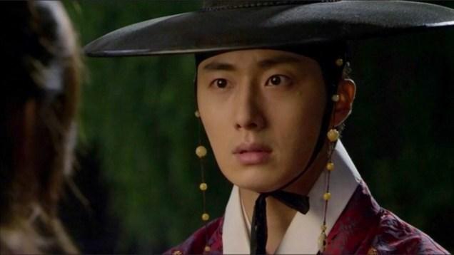 2014 9 Jung II-woo in Night Watchman's Journal Episode 11 10