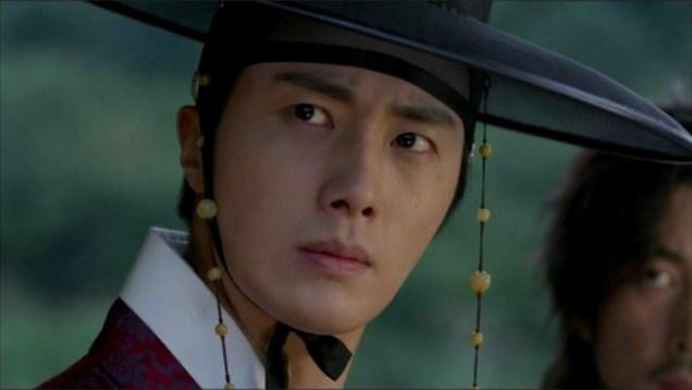 2014 9 Jung II-woo in Night Watchman's Journal Episode 11 3