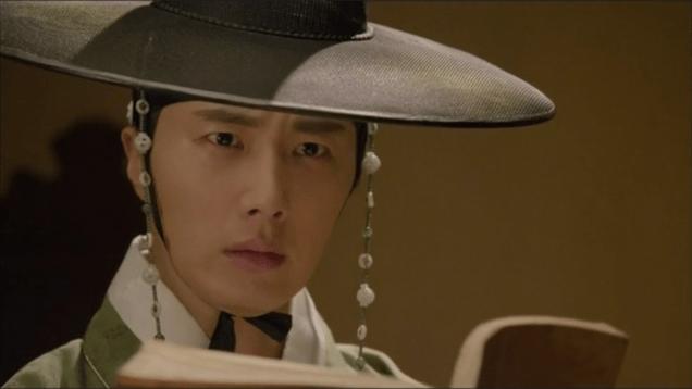 2014 9 Jung II-woo in Night Watchman's Journal Episode 11 31