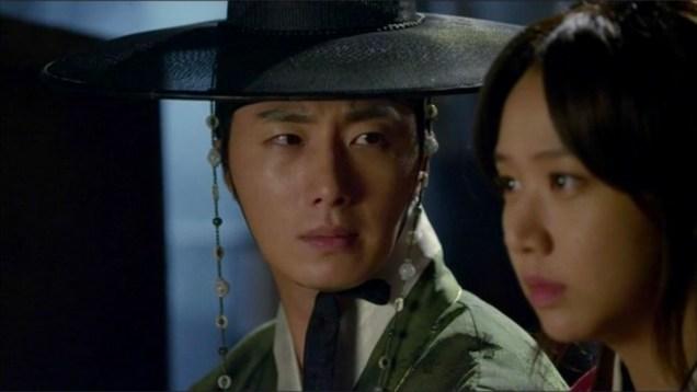 2014 9 Jung II-woo in Night Watchman's Journal Episode 11 36
