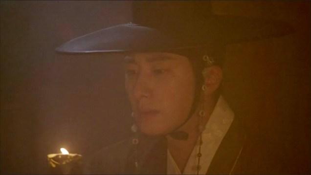 2014 9 Jung II-woo in Night Watchman's Journal Episode 11 39