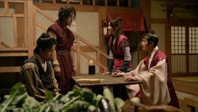 2014 9 Jung II-woo in Night Watchman's Journal Episode 11 4