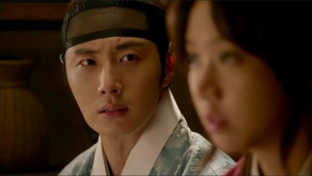 2014 9 Jung II-woo in Night Watchman's Journal Episode 12 Cr.MBC 16