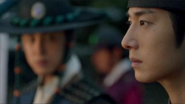 2014 9 Jung II-woo in Night Watchman's Journal Episode 12 Cr.MBC 17