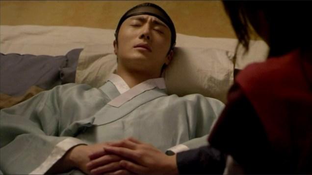 2014 9 Jung II-woo in Night Watchman's Journal Episode 12 Cr.MBC 33