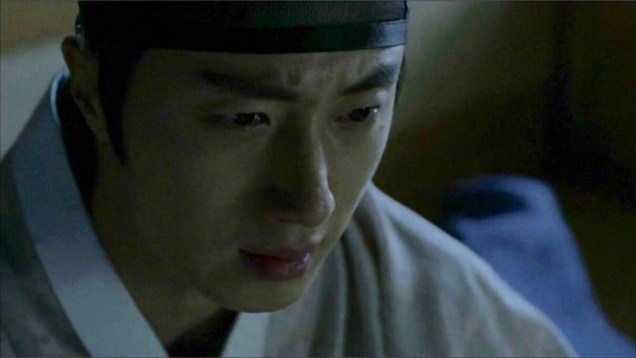 2014 9 Jung II-woo in Night Watchman's Journal Episode 9 10
