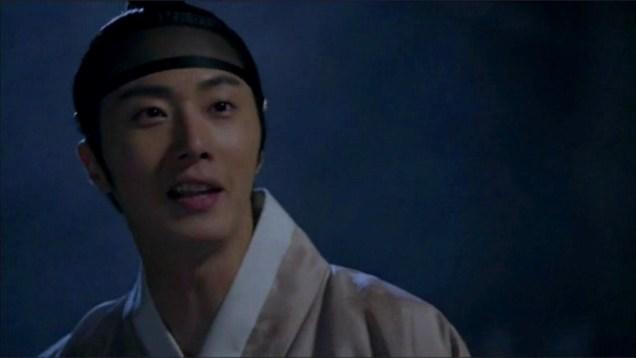 2014 9 Jung II-woo in Night Watchman's Journal Episode 9 11