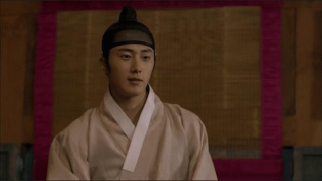 2014 9 Jung II-woo in Night Watchman's Journal Episode 9 13