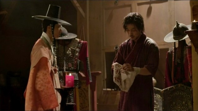 2014 9 The Night Watchman's Journal Episode 16. Cr. MBC 10