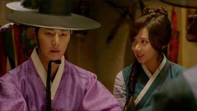 2014 9:10 Jung Il-woo in THe Night Watchman's Journal Episode 17 1