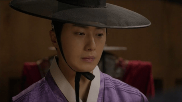 2014 9:10 Jung Il-woo in THe Night Watchman's Journal Episode 17 19