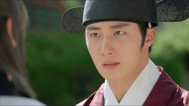 2014 9:10 Jung Il-woo in THe Night Watchman's Journal Episode 17 24