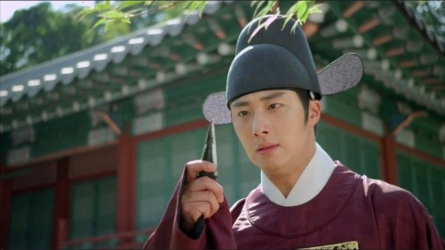 2014 9:10 Jung Il-woo in THe Night Watchman's Journal Episode 17 31