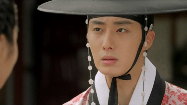2014 9:10 Jung Il-woo in THe Night Watchman's Journal Episode 17 37