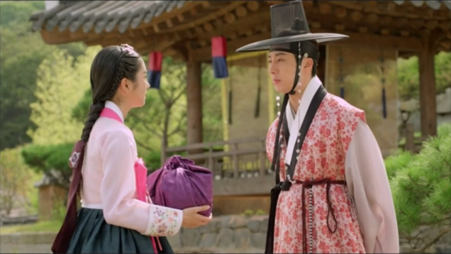 2014 9:10 Jung Il-woo in THe Night Watchman's Journal Episode 17 39