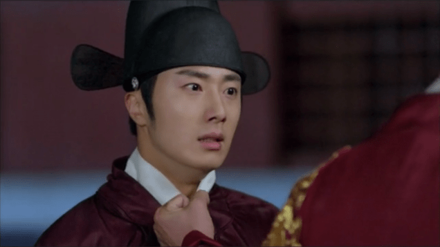2014 9:10 Jung Il-woo in THe Night Watchman's Journal Episode 17 46