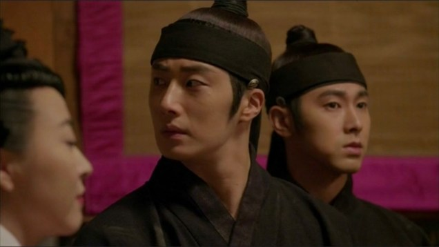 2014 9:10 Jung Il-woo in THe Night Watchman's Journal Episode 17 48