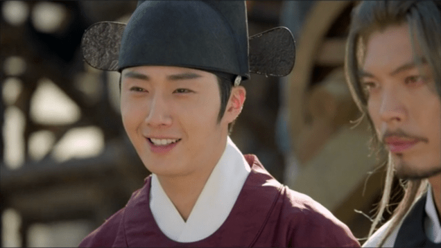 2014 9:10 Jung Il-woo in THe Night Watchman's Journal Episode 17 5