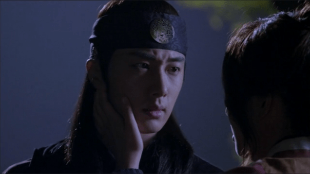 2014 9:10 Jung Il-woo in THe Night Watchman's Journal Episode 18 23