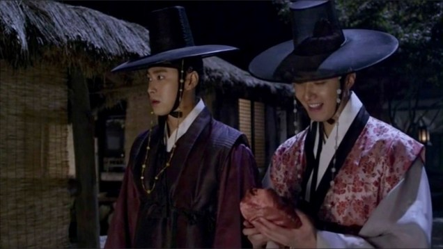 2014 9:10 Jung Il-woo in THe Night Watchman's Journal Episode 18 42