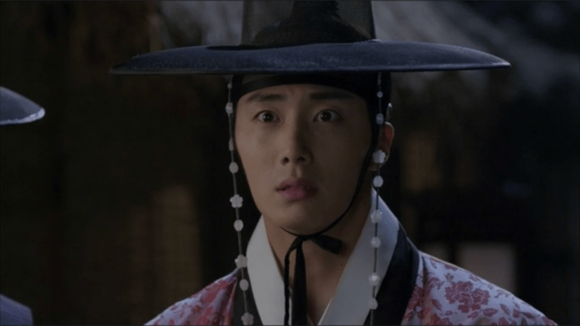 2014 9:10 Jung Il-woo in THe Night Watchman's Journal Episode 18 43