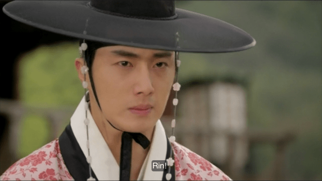 2014 9:10 Jung Il-woo in THe Night Watchman's Journal Episode 18 6