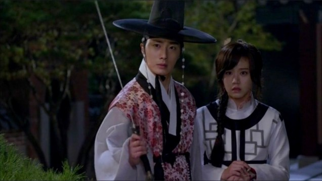 2014 9:10 Jung Il-woo in THe Night Watchman's Journal Episode 19 10