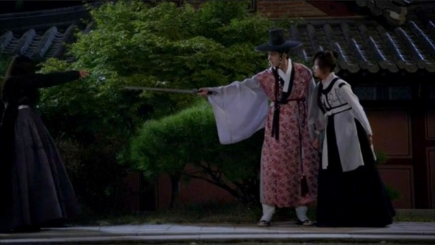 2014 9:10 Jung Il-woo in THe Night Watchman's Journal Episode 19 11
