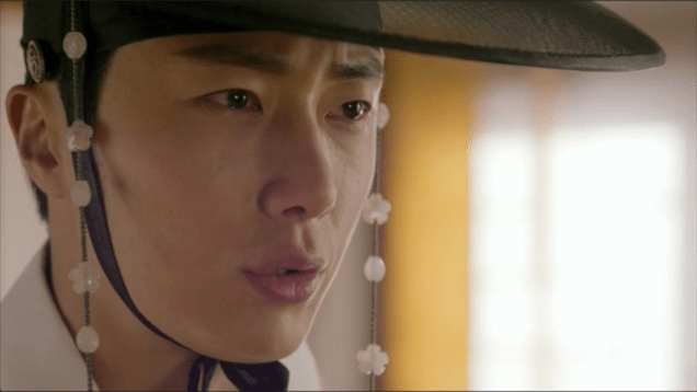 2014 9:10 Jung Il-woo in THe Night Watchman's Journal Episode 19 24