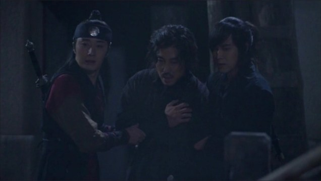 2014 9:10 Jung Il-woo in THe Night Watchman's Journal Episode 19 34