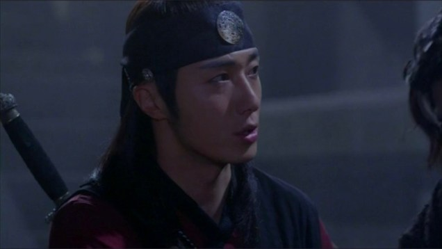2014 9:10 Jung Il-woo in THe Night Watchman's Journal Episode 19 35