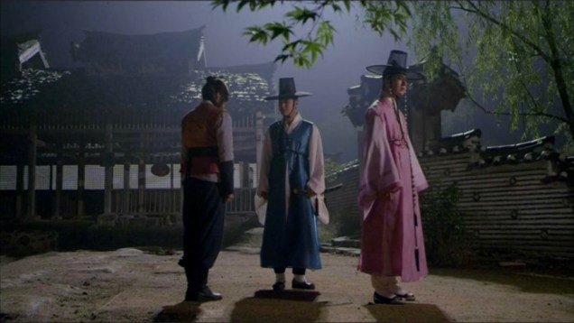 2014 9:10 Jung Il-woo in THe Night Watchman's Journal Episode 19 46