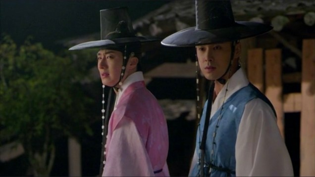2014 9:10 Jung Il-woo in THe Night Watchman's Journal Episode 19 48