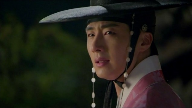 2014 9:10 Jung Il-woo in THe Night Watchman's Journal Episode 19 49