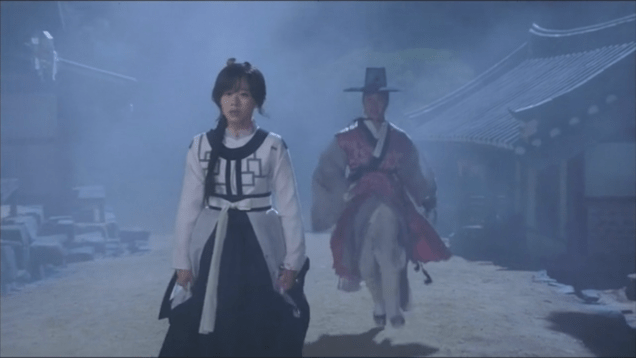 2014 9:10 Jung Il-woo in THe Night Watchman's Journal Episode 19 5