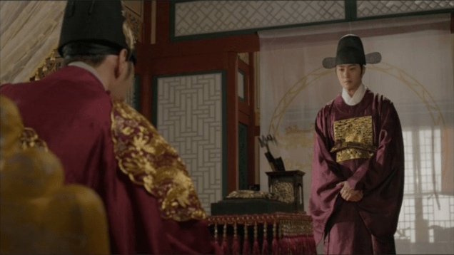 2014 9:10 Jung Il-woo in THe Night Watchman's Journal Episode 19 51