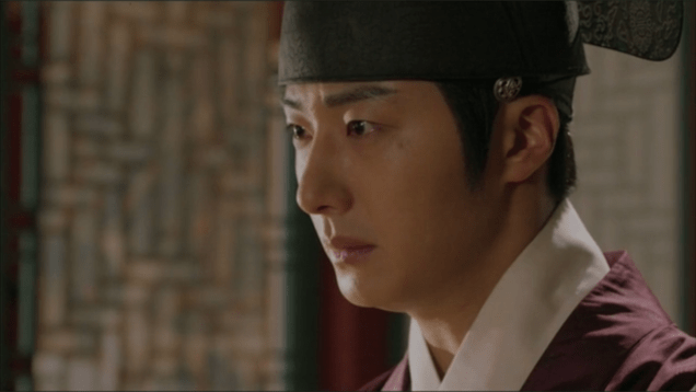 2014 9:10 Jung Il-woo in THe Night Watchman's Journal Episode 19 57