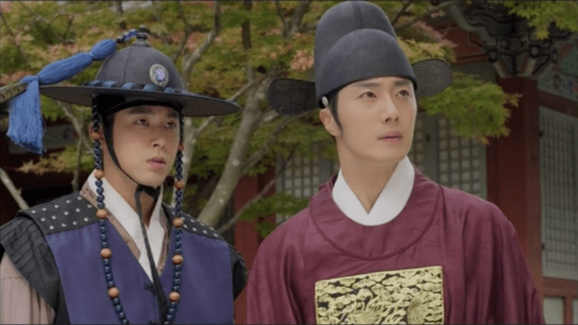 2014 9:10 Jung Il-woo in THe Night Watchman's Journal Episode 19 59