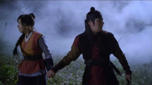 2014 9:10 Jung Il-woo in THe Night Watchman's Journal Episode 19 72